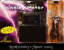 Electric Spinning Motor for Horrific Halloween Props and Horror Decoration