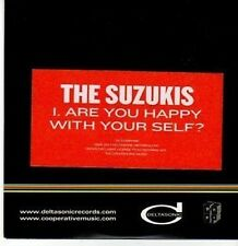 (CE734) The Suzukis, Are You Happy With Your Self? - 2011 DJ CD