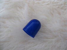 10x Blue T10 Bulb Cap Covers Panel Dashboard Indicator Lamp Covers Job Lot