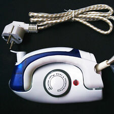 Portable Travel Iron Steam Electric Mini Sunbeam Compact Iron Handle Dry