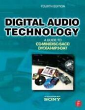 Digital Audio Technology : A Guide to CD, MiniDisc, SACD, DVD(A), MP3 and DAT...
