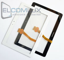 Display Glas Touch Screen Digitizer für Samsung Galaxy Tab 2 P5100 P5110 Schwarz