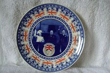 Wedgwood commemorative plate.  WW2. VE day. 60 years. 1945-2005
