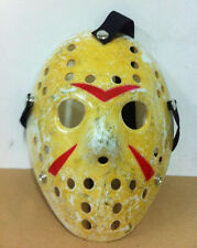 1 Pcs Old Jason Halloween Mask Rare Voorhees Friday The 13th Hockey Scary Mask
