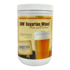 Briess CBW Bavarian Wheat Liquid Malt Extract for Home Brewing Beer - 3.3 LB