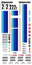 #2 BMW 1/64th Scale Slot Car Decals