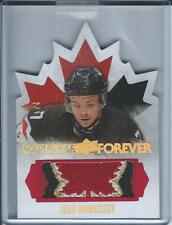 2015-16 UD Team Canada Juniors Maple Leaf Forever Patch 2/3 Josh Morrissey