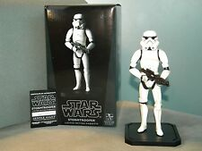 Star Wars Stormtrooper Limited Edition Maquette Gentle Giant Only 2,300, NEW