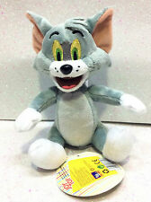 WARNER BROS TOM E JERRY TOM PELUCHE 15 CM PLUSH