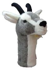 Goat Golf Animal Headcover Driver Head Cover Daphnes Golf Club Cover