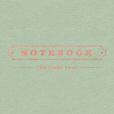 BLOCK B PARK KYUNG-[NOTEBOOK] 1st Mini Album CD+POSTER+Photo Book+Card SEALED