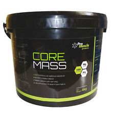 4KG CORE MASS HIGH CALORIE ANABOLIC MASS PROTEIN WEIGHT GAINER - CHOCOLATE