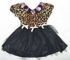 NWT Childrens Place Halloween Leopard Costume Size XXS 2-3 Years