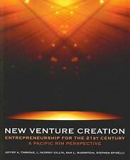 Used Book:  New Venture Creation: Entrepreneurship for the 21st Century - A Paci