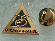 Volvo Employee Service Award Pin  Badge Tiffany & Co Rubies Gold & 925 (#Empl)