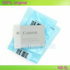 Genuine Original Canon NB-5L NB5L Battery for CB-2LXE 2LX PowerShot SX200 SX210