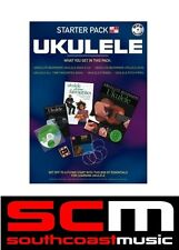LEARN TO PLAY UKULELE In A Box Uke Starter Pack (DVD Edition) Absolute Beginners