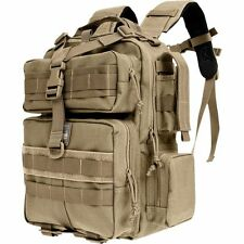 Maxpedition Brown Outdoor EDC Backpack, Typhoon Every Day Camp Tactical Hike Bag
