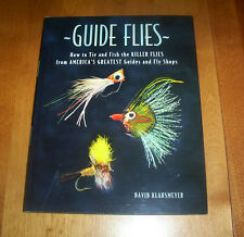 GUIDE FLIES Techniques Tying Fly Shops Outfitters Pattern Fishing Fisherman Book