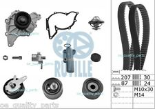 AUDI A4 A6 A8 VW PASSAT TIMING CAM BELT KIT 2.5TDI 2.5 TDI V6 150PS RUVILLE OE