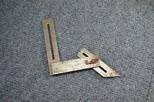 DD Pocket Engineers Square / Adjustable Square - Nice Vintage Tool
