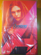 (new ,in stock) Hot Toys Scarlet  Witch AOU age of ultron avengers 1/6 figure