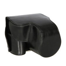 New Camera Protective Case Bag Cover Protector for Panasonic Lumix FZ200 Black