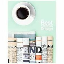 The Best of News Design 34th Edition (Best of Newspaper Design), , New Book