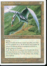 MAGIC THE GATHERING 4TH EDITION ARTIFACT CLOCKWORK AVION
