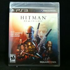Hitman Trilogy HD (Playstation 3) BRAND NEW /Region Free
