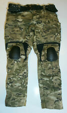 Hot toys G I joe Roadblock camo trousers 1/6th scale custom