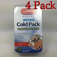 Leader Instant Cold Pack, Single, 1ct, 4 Pack 096295120851A190