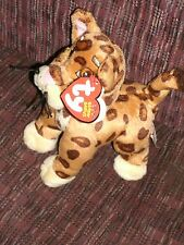 "TY Beanie Babies BABY JAGUAR~ from GO DIEGO GO  6"" NWT NEW WITH TAGS"