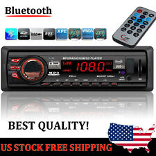 In Dash Car Audio Bluetooth Stereo 2DIN MP3/USB/SD/AUX/FM Input AUX media Player