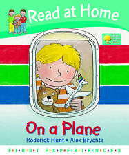 Roderick Hunt, Annemarie Young Read at Home: First Experiences: On A Plane Very