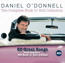 DANIEL O'DONNELL The Complete Rock 'n' Roll Collection 3CD NEW Fatpack 60 Tracks