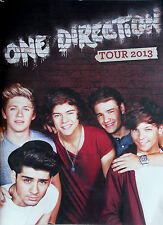 ONE DIRECTION / 1D * TAKE ME HOME UK TOUR PROGRAMME * 2013 * HTF! * HARRY STYLES