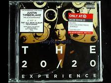 Justin Timberlake The 20/20 Experience USA 2CD Sealed Deluxe Edition