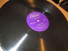 78RPM Capitol 15903 Louis Bellson, Passion Flower / Rainbow sharp E-