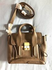 3.1 Phillip Lim Pashli Mini Satchel Taupe $695 Like New