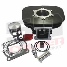 ATV Yamaha Blaster YFS200 Rebuild 200cc Piston Rings Top End Cylinder Kit