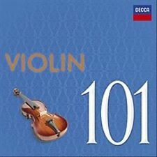 101 Violin [6 CD], New Music