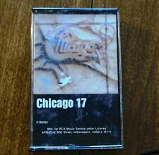 Chicago 17 by Chicago (Cassette, 1984)