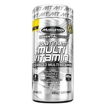 MUSCLETECH PLATINUM MULTIVITAMIN - 90 CAPS - MULTI VITAMIN