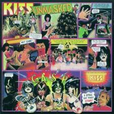 KISS-Unmasked (german version) - CD NUOVO