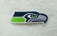 "Seattle Seahawks 2.5"" NFL Team Logo Embroidered Iron/Sew On Patch"