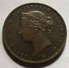 Jersey 1/24 Shilling Victoria 1894
