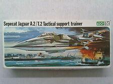 Frog F402 Sepecat Jaguar A.2/T.2 1:72 Neu & eingetütet mit Lagerungsspuren