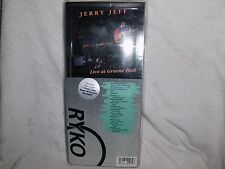 Live at Gruene Hall  Jerry Jeff Walker -LONGFORM RAAR IMPORT Ausgabe 1989 - CD
