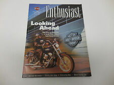 Harley-Davidson Enthusiast Magazine Winter 1997 Willie G's Product Dev. Center